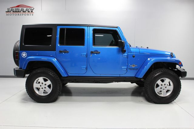 2014 Jeep Wrangler Unlimited Freedom Edition Merrillville, Indiana 5
