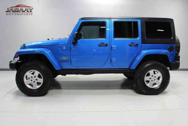 2014 Jeep Wrangler Unlimited Freedom Edition Merrillville, Indiana 1