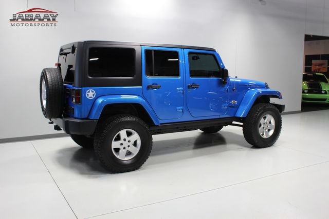 2014 Jeep Wrangler Unlimited Freedom Edition Merrillville, Indiana 39
