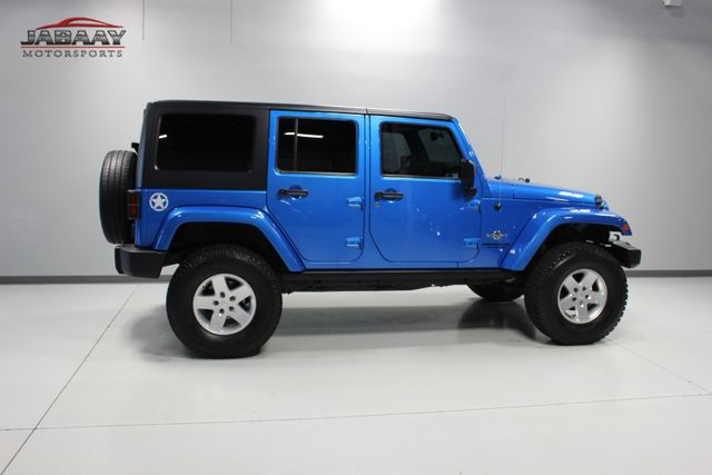 2014 Jeep Wrangler Unlimited Freedom Edition Merrillville, Indiana 40