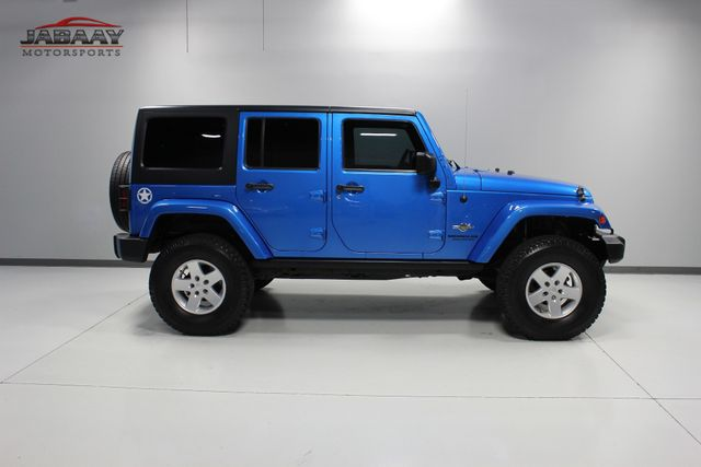 2014 Jeep Wrangler Unlimited Freedom Edition Merrillville, Indiana 41