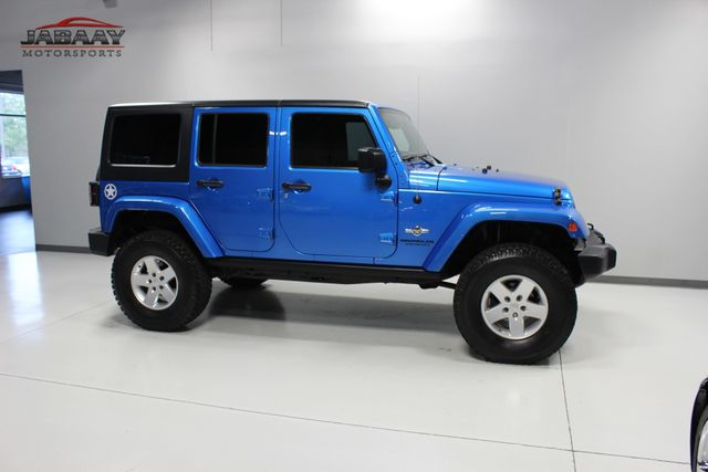 2014 Jeep Wrangler Unlimited Freedom Edition Merrillville, Indiana 42