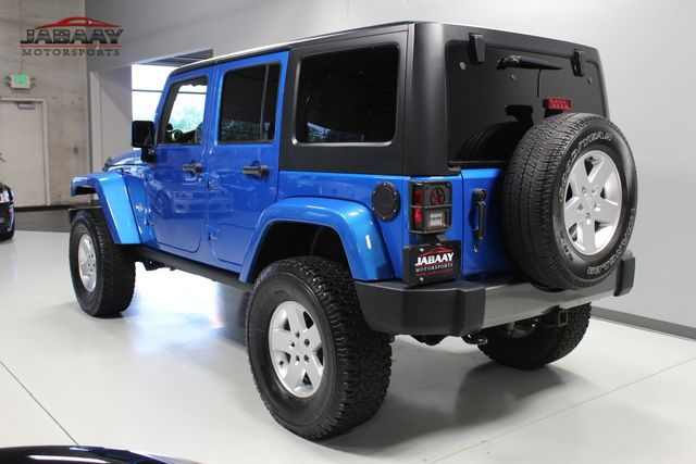 2014 Jeep Wrangler Unlimited Freedom Edition Merrillville, Indiana 2