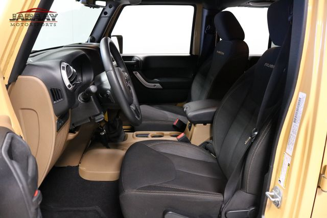 2014 Jeep Wrangler Unlimited Rubicon Merrillville, Indiana 10