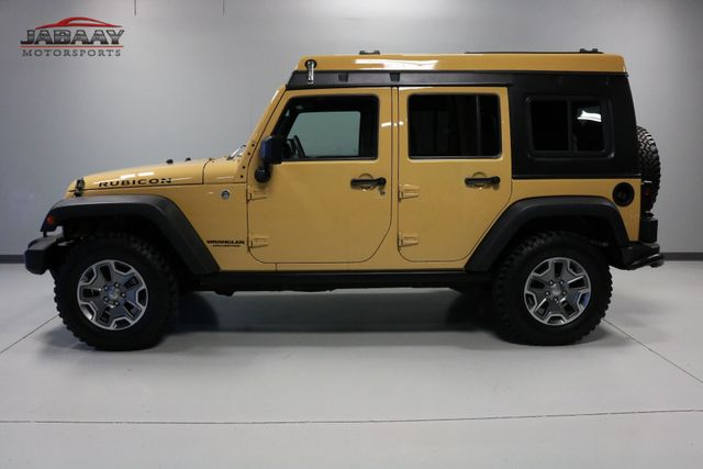 2014 Jeep Wrangler Unlimited Rubicon Merrillville, Indiana 1