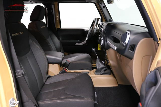 2014 Jeep Wrangler Unlimited Rubicon Merrillville, Indiana 15