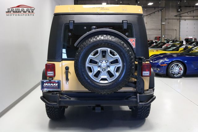 2014 Jeep Wrangler Unlimited Rubicon Merrillville, Indiana 3