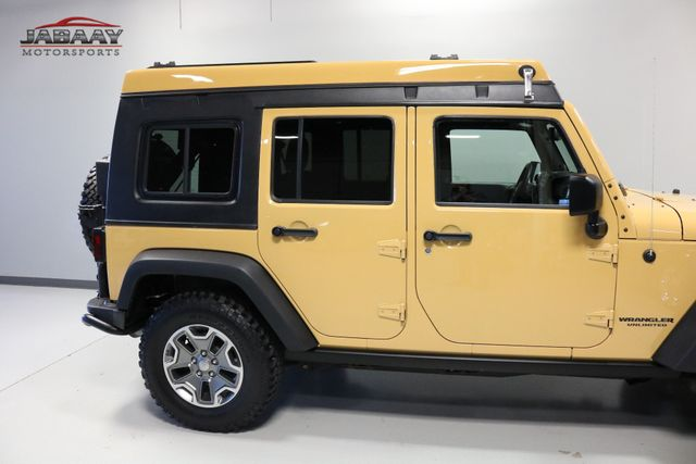 2014 Jeep Wrangler Unlimited Rubicon Merrillville, Indiana 49