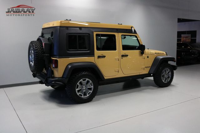 2014 Jeep Wrangler Unlimited Rubicon Merrillville, Indiana 51