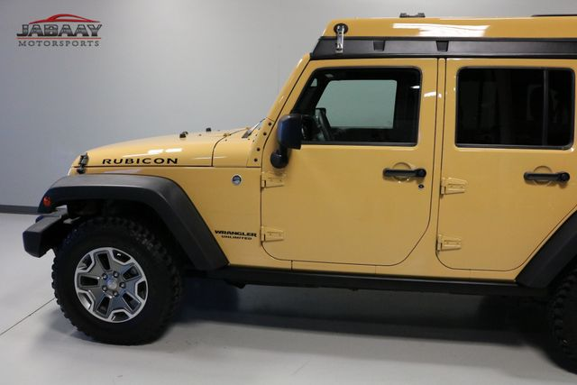 2014 Jeep Wrangler Unlimited Rubicon Merrillville, Indiana 43