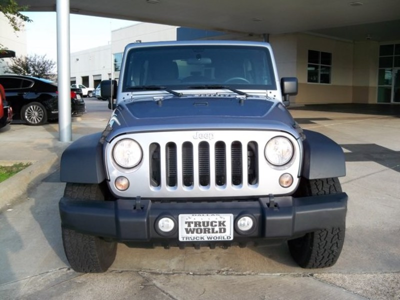 2014 Jeep Wrangler Unlimited Sport in Mesquite TX