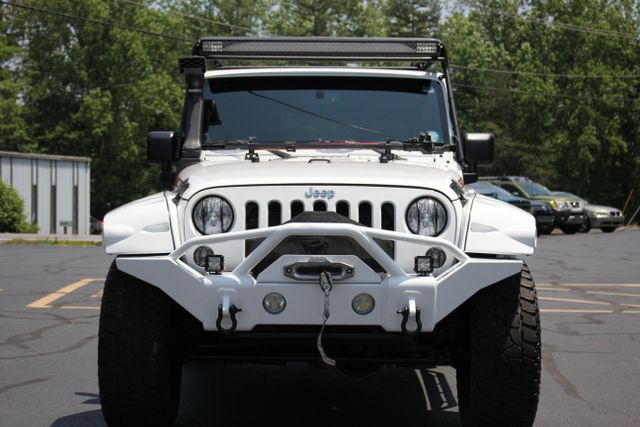 2014 Jeep Wrangler Unlimited Rubicon 4X4 - LIFTED - $12K UPGRADES! Mooresville , NC 1