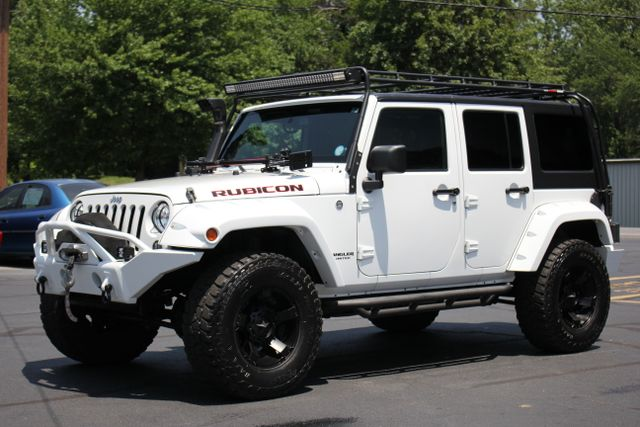 2014 Jeep Wrangler Unlimited Rubicon 4X4 - LIFTED - $12K UPGRADES! Mooresville , NC 2