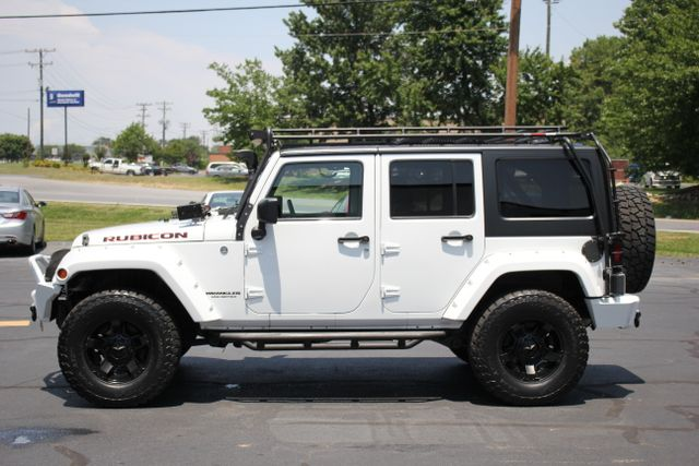 2014 Jeep Wrangler Unlimited Rubicon 4X4 - LIFTED - $12K UPGRADES! Mooresville , NC 3