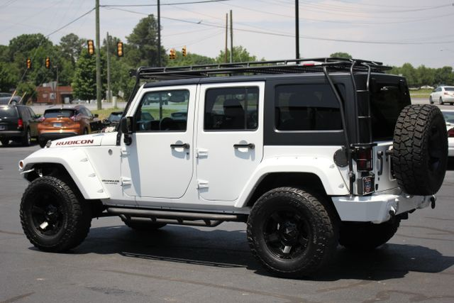 2014 Jeep Wrangler Unlimited Rubicon 4X4 - LIFTED - $12K UPGRADES! Mooresville , NC 4