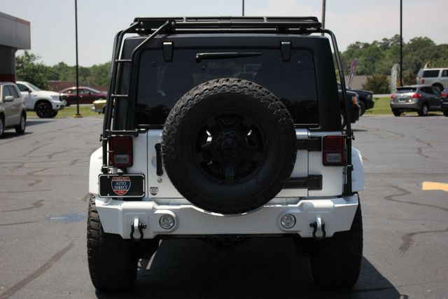 2014 Jeep Wrangler Unlimited Rubicon 4X4 - LIFTED - $12K UPGRADES! Mooresville , NC 5
