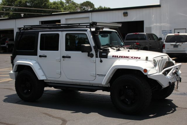 2014 Jeep Wrangler Unlimited Rubicon 4X4 - LIFTED - $12K UPGRADES! Mooresville , NC 8