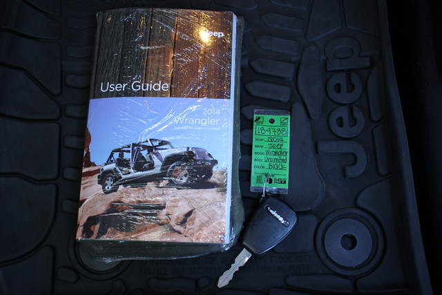 2014 Jeep Wrangler Unlimited Rubicon-LIFTED-LTHR-NAV Mooresville , NC 33