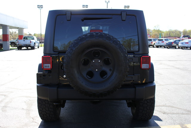 2014 Jeep Wrangler Unlimited Rubicon-LIFTED-LTHR-NAV Mooresville , NC 5