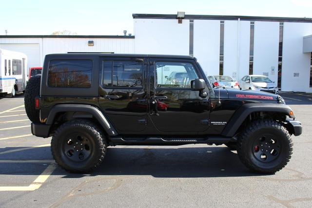 2014 Jeep Wrangler Unlimited Rubicon-LIFTED-LTHR-NAV Mooresville , NC 7