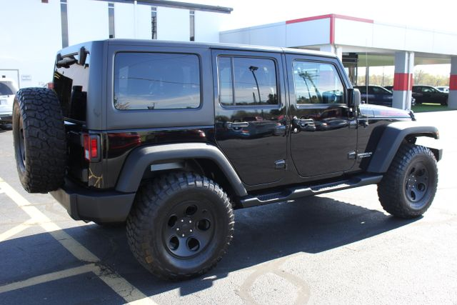 2014 Jeep Wrangler Unlimited Rubicon-LIFTED-LTHR-NAV Mooresville , NC 6