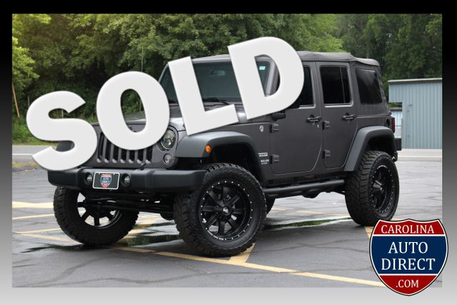 2014 Jeep Wrangler Unlimited Sport Mooresville , NC 0
