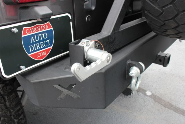 2014 Jeep Wrangler Unlimited Sport Mooresville , NC 28