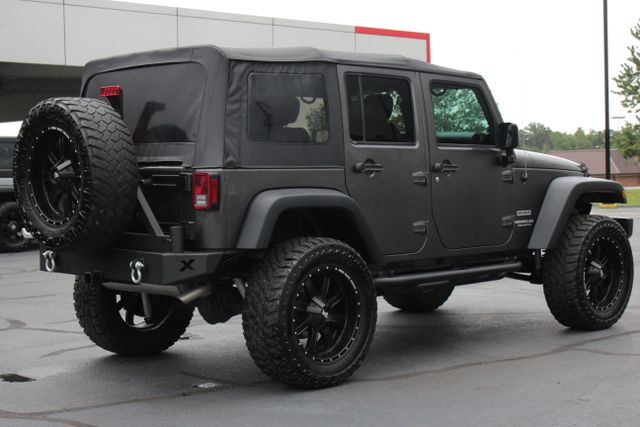 2014 Jeep Wrangler Unlimited Sport Mooresville , NC 6