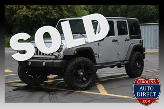 2014 Jeep Wrangler Unlimited Sport Mooresville , NC
