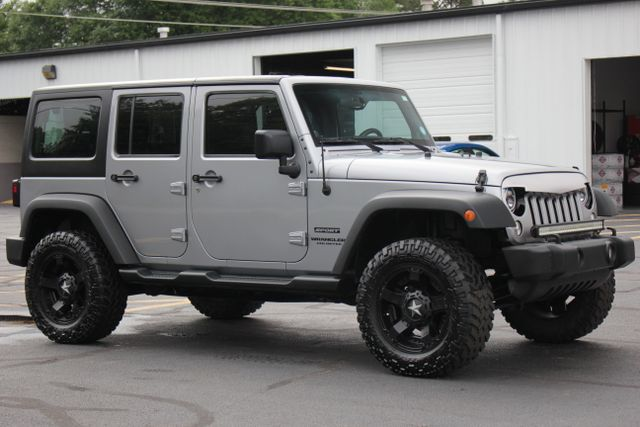 2014 Jeep Wrangler Unlimited Sport Mooresville , NC 8