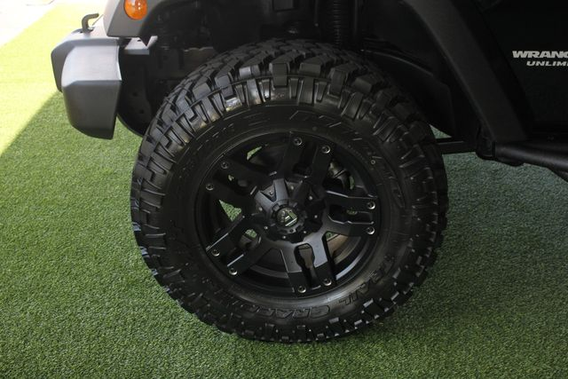 2014 Jeep Wrangler Unlimited Rubicon 4x4 - LIFTED - NAVIGATION! Mooresville , NC 20