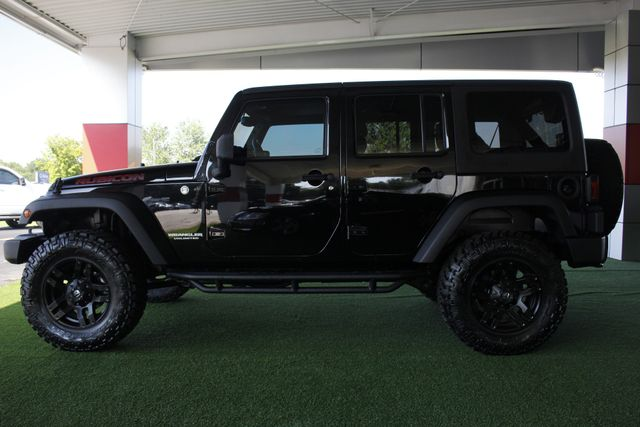 2014 Jeep Wrangler Unlimited Rubicon 4x4 - LIFTED - NAVIGATION! Mooresville , NC 15