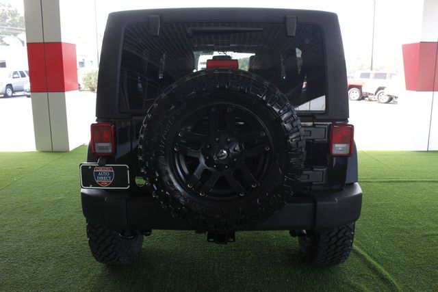 2014 Jeep Wrangler Unlimited Rubicon 4x4 - LIFTED - NAVIGATION! Mooresville , NC 17