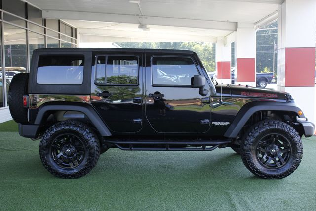 2014 Jeep Wrangler Unlimited Rubicon 4x4 - LIFTED - NAVIGATION! Mooresville , NC 14