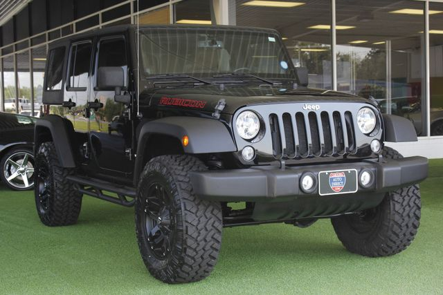 2014 Jeep Wrangler Unlimited Rubicon 4x4 - LIFTED - NAVIGATION! Mooresville , NC 26