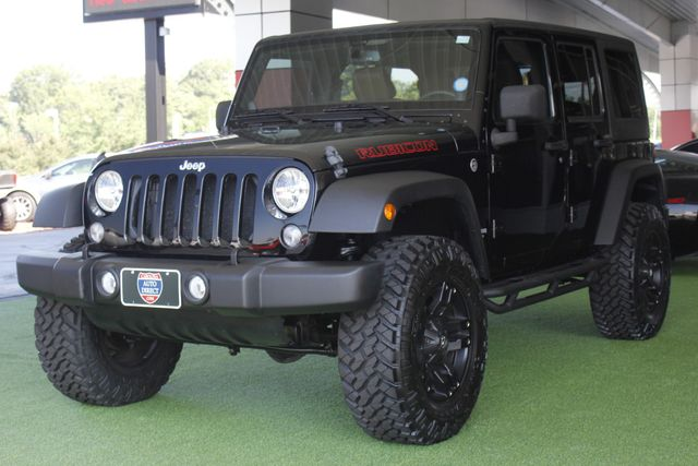 2014 Jeep Wrangler Unlimited Rubicon 4x4 - LIFTED - NAVIGATION! Mooresville , NC 27