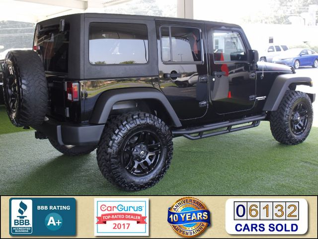 2014 Jeep Wrangler Unlimited Rubicon 4x4 - LIFTED - NAVIGATION! Mooresville , NC 2