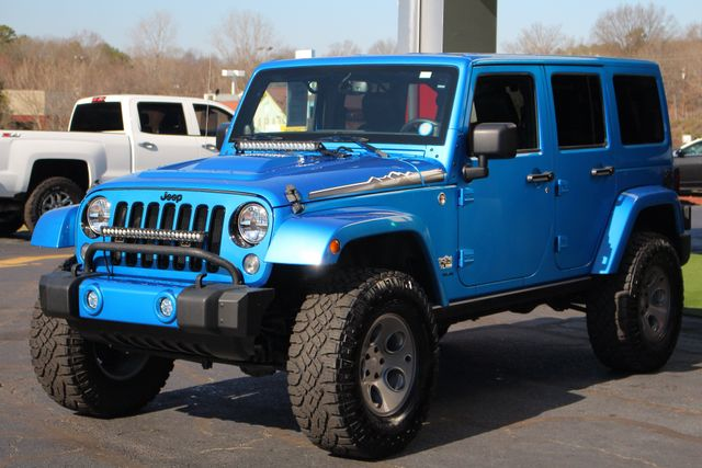 2014 Jeep Wrangler Unlimited Polar Edition 4x4 - LIFTED - LOTS OF EXTRA$! Mooresville , NC 21