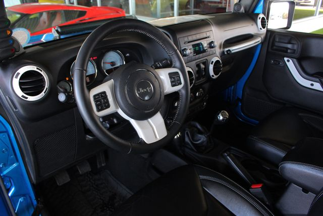 2014 Jeep Wrangler Unlimited Polar Edition 4x4 - LIFTED - LOTS OF EXTRA$! Mooresville , NC 36