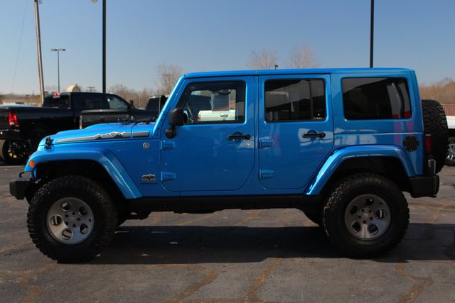 2014 Jeep Wrangler Unlimited Polar Edition 4x4 - LIFTED - LOTS OF EXTRA$! Mooresville , NC 14