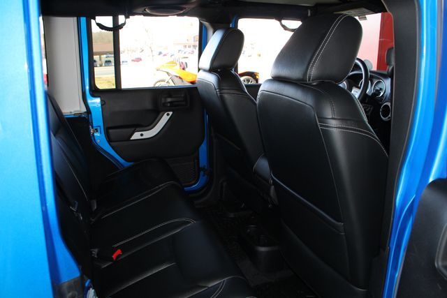 2014 Jeep Wrangler Unlimited Polar Edition 4x4 - LIFTED - LOTS OF EXTRA$! Mooresville , NC 46