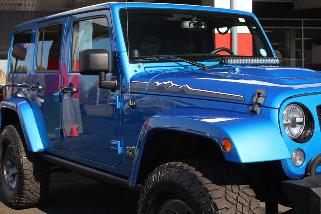2014 Jeep Wrangler Unlimited Polar Edition 4x4 - LIFTED - LOTS OF EXTRA$! Mooresville , NC 24