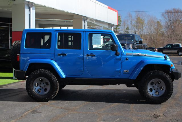 2014 Jeep Wrangler Unlimited Polar Edition 4x4 - LIFTED - LOTS OF EXTRA$! Mooresville , NC 13