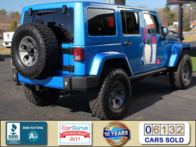 2014 Jeep Wrangler Unlimited Polar Edition 4x4 - LIFTED - LOTS OF EXTRA$! Mooresville , NC 2
