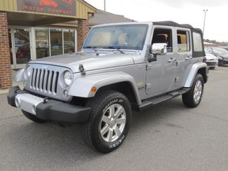 2014 Jeep Wrangler Unlimited in Mooresville NC