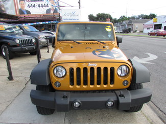 2014 Jeep Wrangler Unlimited Sport, LIKE NEW! READY 4 SUMMER FUN! New Orleans, Louisiana 1
