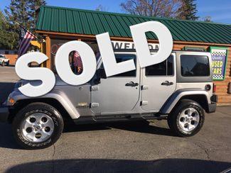 2014 Jeep Wrangler Unlimited Sahara 4x4 Ontario, OH