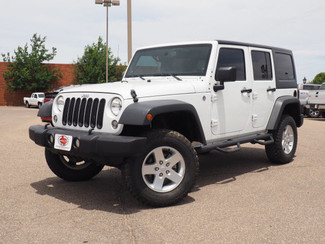 2014 Jeep Wrangler Unlimited Sport Pampa, Texas 0