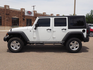 2014 Jeep Wrangler Unlimited Sport Pampa, Texas 1