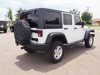 2014 Jeep Wrangler Unlimited Sport Pampa, Texas 2